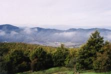 View from Calboccia
