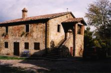 The house at Calboccia
