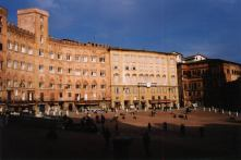 A View in Siena
