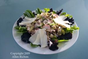 asparagus-mushroom-salad